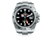 Buy original Rolex Explorer II m 216570-0002 with Bitcoin!