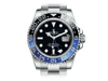 Buy original Rolex GMT-MASTER II 116710BLNR with Bitcoins!