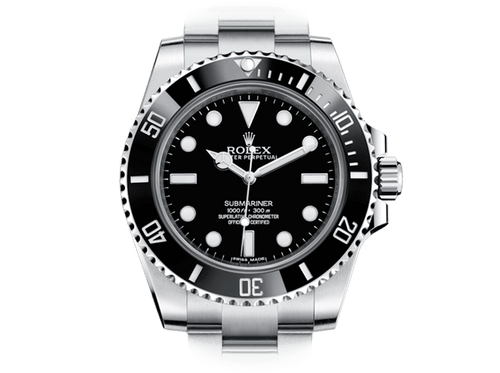 Buy original Rolex Submariner 114060 with Bitcoin!