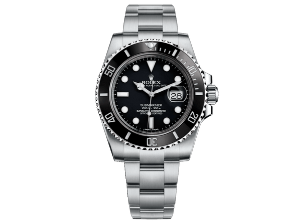 Buy original Rolex Submariner 116610LN with Bitcoins!