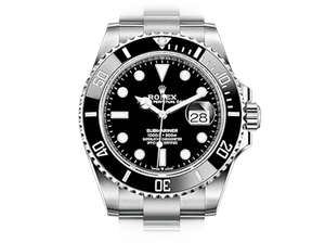 Buy original Rolex Submariner m 126610ln-0001 with Bitcoins!
