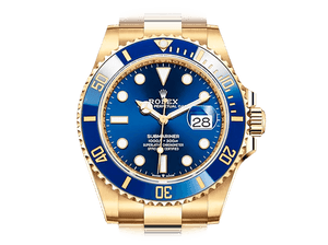 Buy original Rolex Submariner m 126618lb-0002 with Bitcoin!