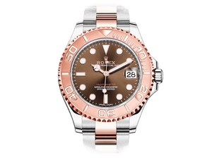 Buy original Rolex YACHT-MASTER m  268621-0003 with Bitcoins!