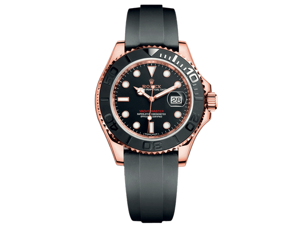 Buy original Rolex YACHT-MASTER 40 116655 with Bitcoin!