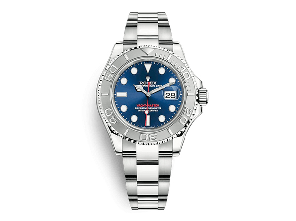 Buy original Rolex Yacht-Master 40 126622 with bitcoin!