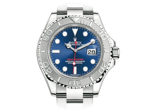 Buy Original Rolex Yacht-Master 116622 with Bitcoins