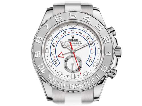 Buy original Rolex YACHT-MASTER II 116689 with Bitcoin!