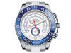 Buy original Rolex YACHT-MASTER II 116680 with Bitcoin!