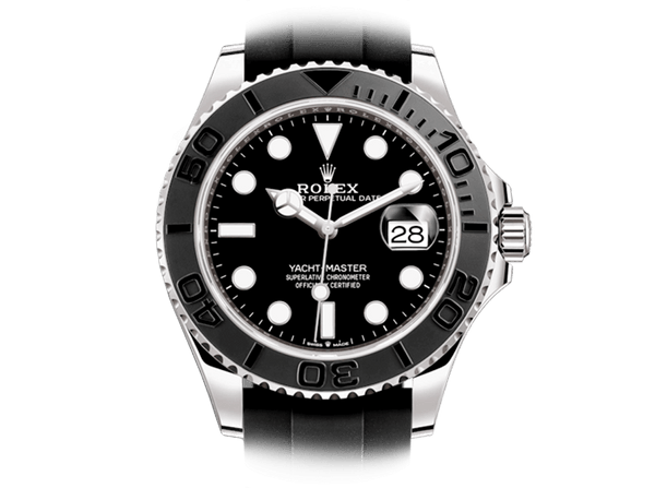 Buy original Rolex YACHT-MASTER m 226659-0002 with Bitcoins!