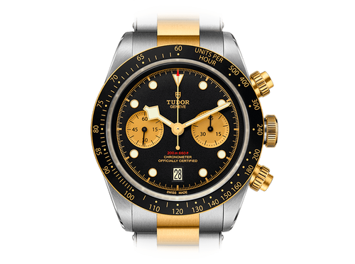 Buy original Tudor BLACK BAY CHRONO M79363N-0001 with Bitcoins!