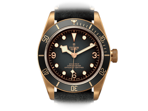 Buy original Tudor BLACK BAY M79250BA-0001 with Bitcoins!