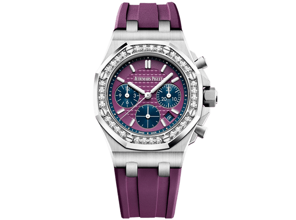 Buy original Audemars Piguet ROYAL OAK OFFSHORE with Bitcoins!