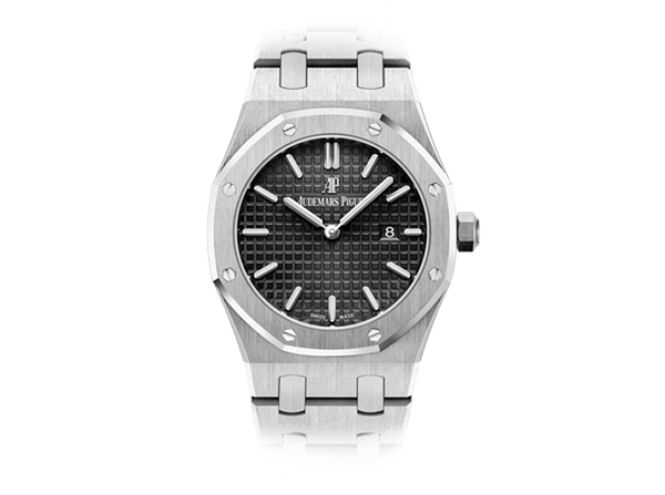 Buy original Audermars Piquet ROYAL OAK QUARTZ with Bitcoins!