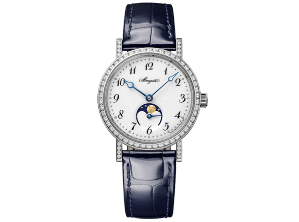 Buy original Breguet Classique Dame 9088 with Bitcoins!