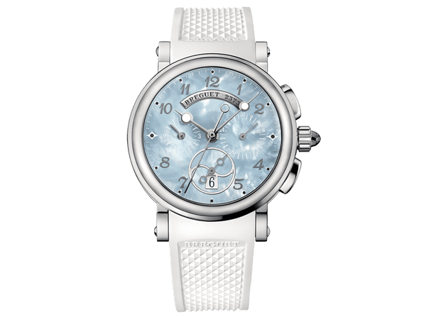 Buy original Breguet MARINE 8827 8827ST/59/586 with Bitcoins!