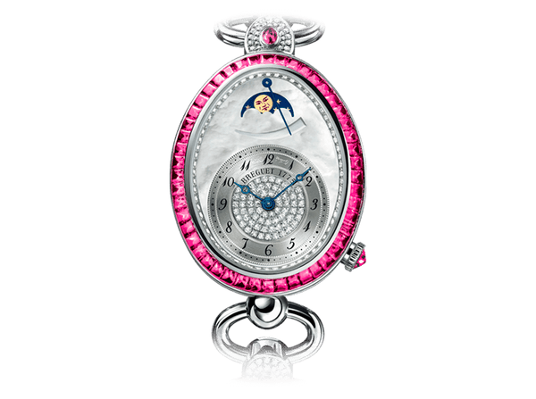 Buy original Breguet REINE DE NAPLES 8909 8909BB/5D/J21/RRRR with Bitcoins!