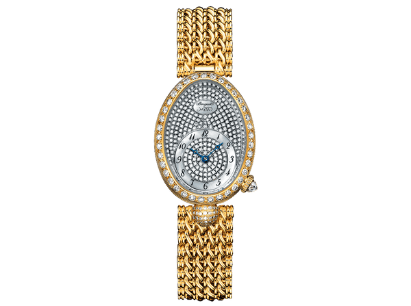 Buy original Breguet REINE DE NAPLES 8928 8928BA/8D/J20/DD00 with Bitcoins!