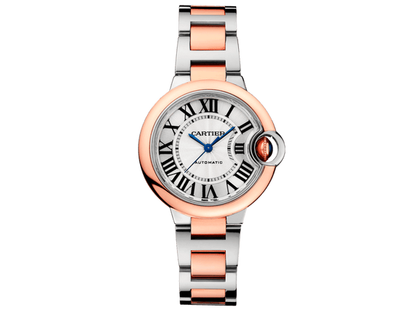 Buy original Cartier Ballon Bleu 33 W2BB0023 with Bitcoins!