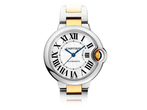 Buy original Cartier BALLON BLEU DE CARTIER W2BB0002 with Bitcoins!