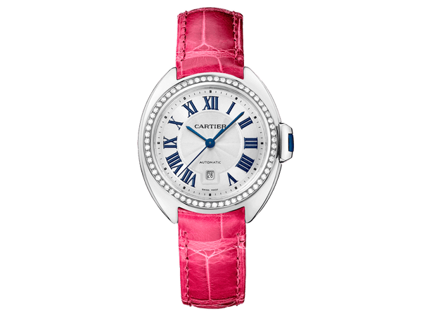 Buy original Cartier CLÉ DE CARTIER WJCL0015 with Bitcoins!