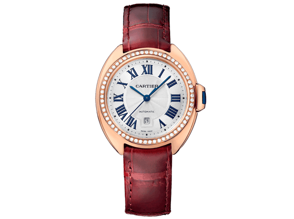 Buy original Cartier CLÉ DE CARTIER WJCL0016 with Bitcoins!