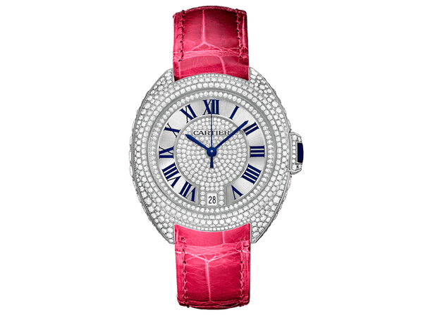 Buy original Cartier CLÉ DE CARTIER WJCL0018 with Bitcoins!
