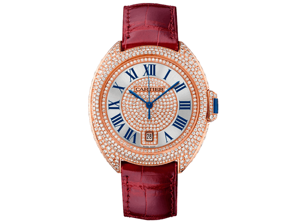 Buy original Cartier CLÉ DE CARTIER WJCL0037 with Bitcoins!
