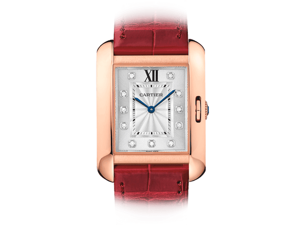 Buy original Cartier TANK ANGLAISE WJTA0009 with Bitcoins!