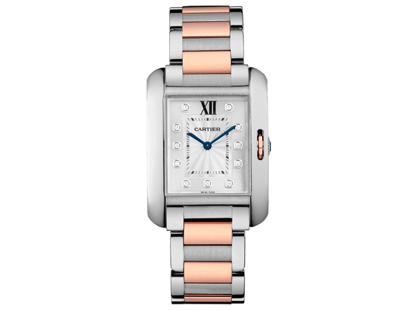 Buy original Cartier TANK ANGLAISE WT100032 with Bitcoins!