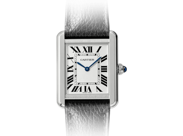Buy original Cartier TANK SOLO WSTA0030 with Bitcoins!