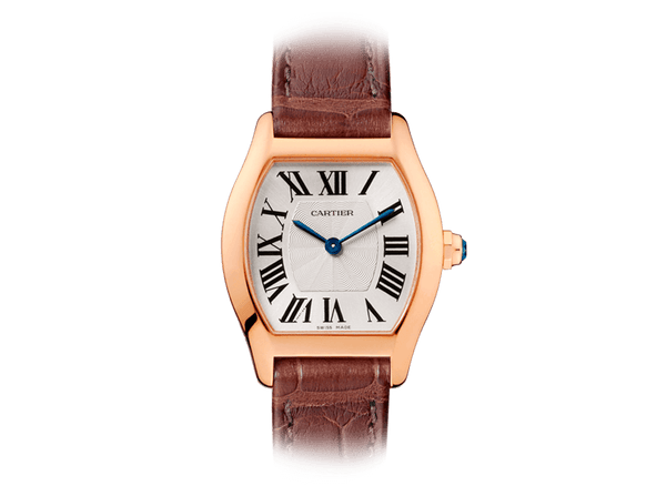 Buy original Cartier TORTUE WATCH W1556360 with Bitcoins!