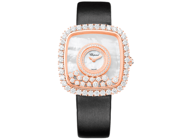 Buy original Chopard Happy Diamonds Limited Edition with Bitcoins!