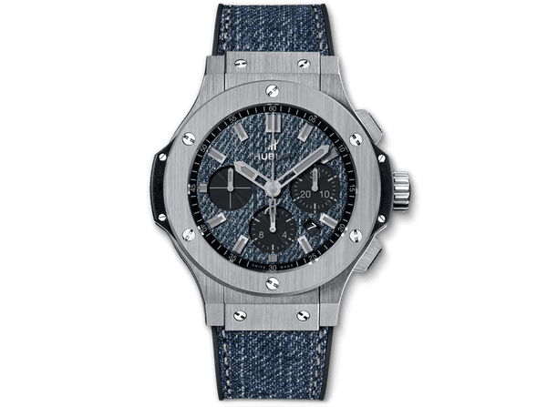 Buy original Hublot Big Bang 44 with 301.SX.2770.NR.JEANS16 Bitcoins!