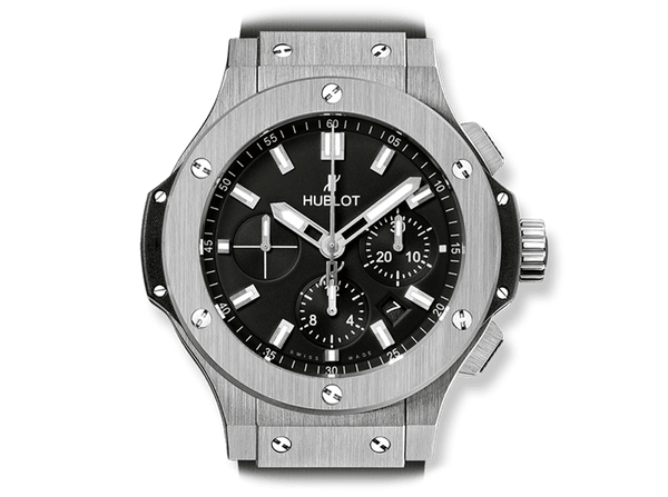 Buy original Hublot Big Bang 44 Steel 301.sx.1170.rx with Bitcoins!