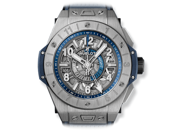 Buy original Hublot Big Bang 45 with 471.NX.7112.RX Bitcoins!
