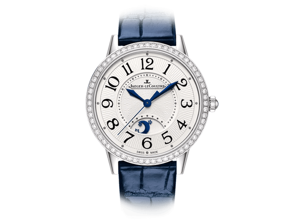 Buy original Jager LeCoultre Rendez-Vous Night & Day  with Bitcoins!