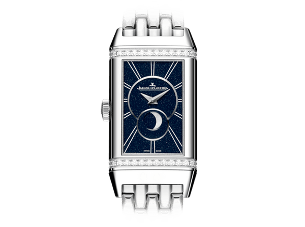 Buy original Jaeger LeCoultre Reverso One Duetto Moon  with Bitcoins!