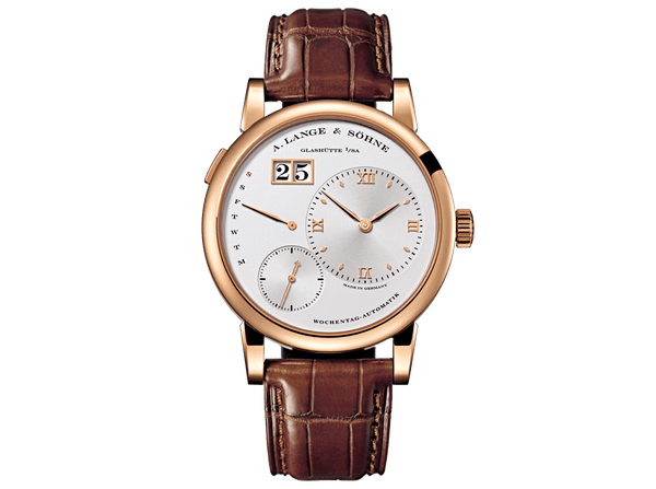 Buy original A.Lange & Sohne Lange 1 Daymatic 320.032 with Bitcoins!