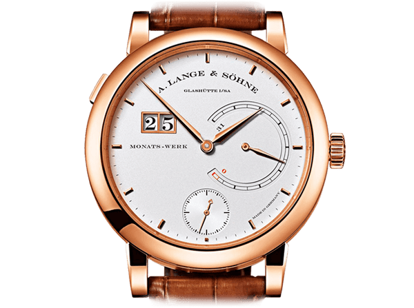 Buy original A.Lange & Sohne Lange 31 with Bitcoins!