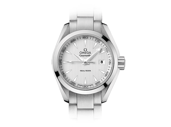 Buy original Omega Seamaster Aqua Terra 150M 231.10.30.60.02.001 with Bitcoins!