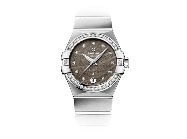Buy original Omega CONSTELLATION OMEGA CO-AXIAL 123.15.27.20.56.001 with Bitcoin!