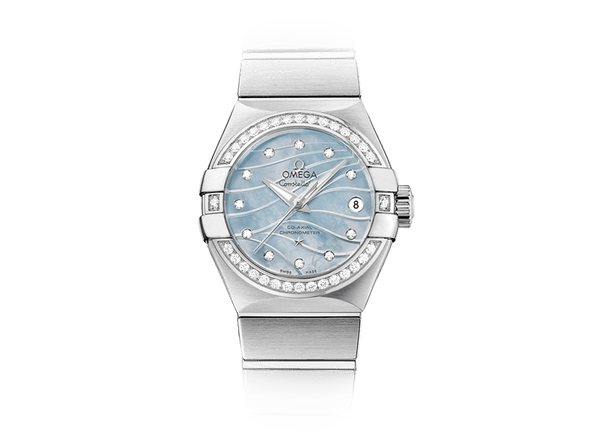 Buy original Omega CONSTELLATION OMEGA CO-AXIAL 123.15.27.20.57.001 with Bitcoins!