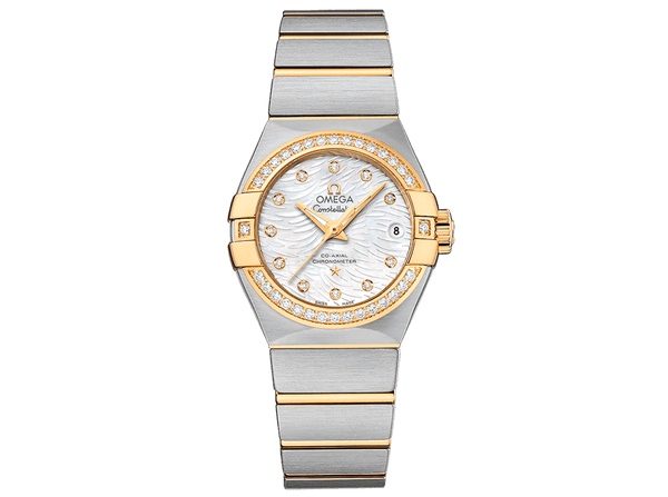 Buy original Omega CONSTELLATION OMEGA CO-AXIAL 123.25.27.20.55.007 with Bitcoins!