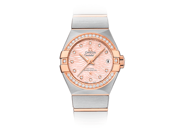 Buy original Omega CONSTELLATION OMEGA CO-AXIAL 123.25.27.20.57.004 with Bitcoins!