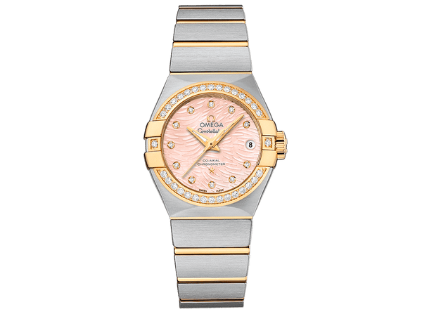 Buy original Omega CONSTELLATION OMEGA CO-AXIAL 123.25.27.20.57.005 with Bitcoins!