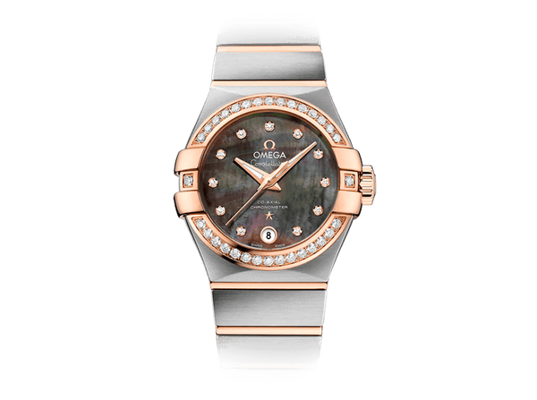 Buy original Omega CONSTELLATION OMEGA CO-AXIAL 123.25.27.20.57.006 with Bitcoin!