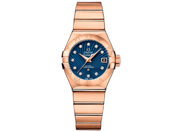 Buy original Omega CONSTELLATION OMEGA CO-AXIAL 123.50.27.20.53.001 with Bitcoin!