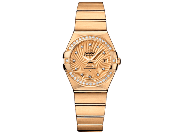 Buy original Omega CONSTELLATION OMEGA CO-AXIAL 123.55.27.20.58.001 with Bitcoin!