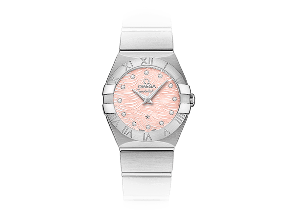 Buy original Omega CONSTELLATION QUARTZ 123.10.24.60.57.002 with Bitcoins!
