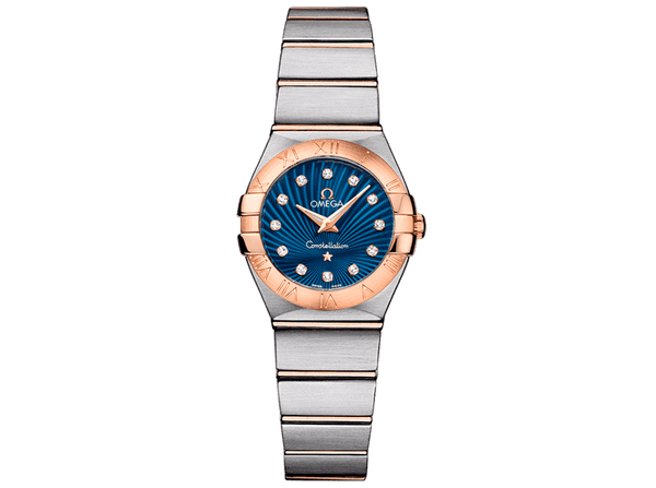 Buy original Omega CONSTELLATION QUARTZ 123.20.24.60.53.001 with Bitcoin!
